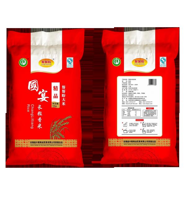 国宴精品长粒香米